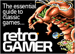 retro gamer - the essential guide to classic games!